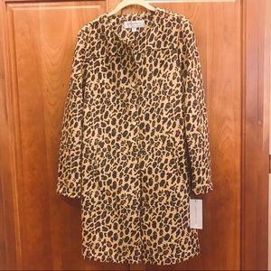 Andrew Marc | Animal Print Leopard Coat